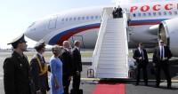 Владимир Путин прибыл в Финляндию.