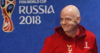 Инфантино: ЧМ изменил восприятие России во всем мире