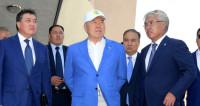 Назарбаев оценил лыжную базу «Бурабай»