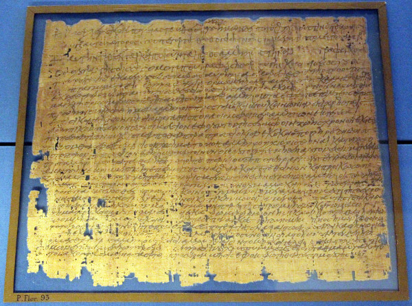 Тайна тысячелетней давности: разгадан текст Базельского папируса