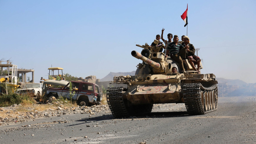 Йемен попросил Россию разрешить военный конфликт в стране