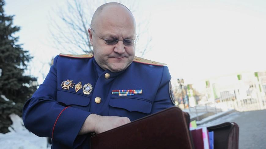 Генерала Дрыманова поймали сразу на двух взятках
