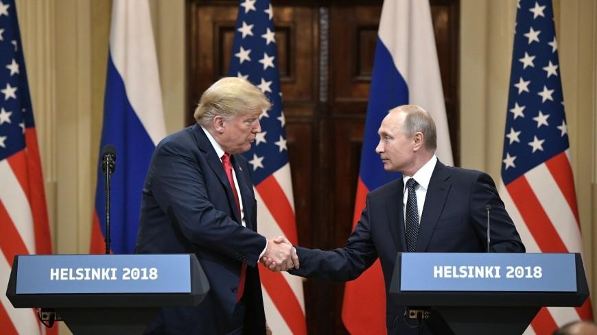 Трамп назвал встречу с Путиным невероятным успехом