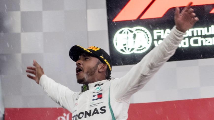 «Формула-1»: победителем Гран-при Германии стал Льюис Хэмилтон