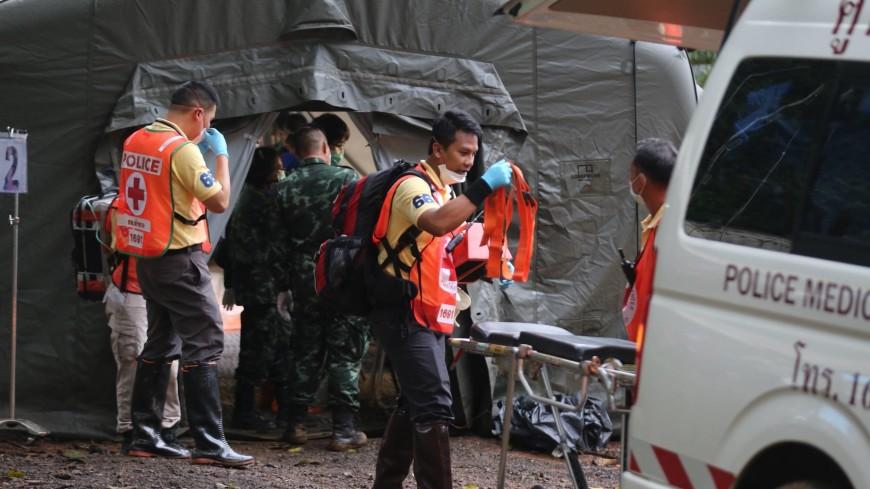 Спасенные из пещеры в Таиланде дети приехали на юношескую Олимпиаду в Аргентине