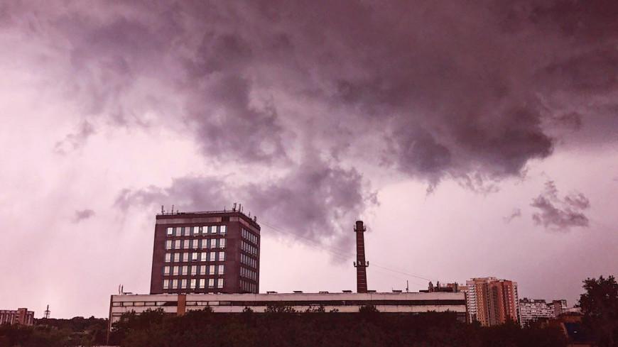 «Кровавый дождь» обрушился на Норильск