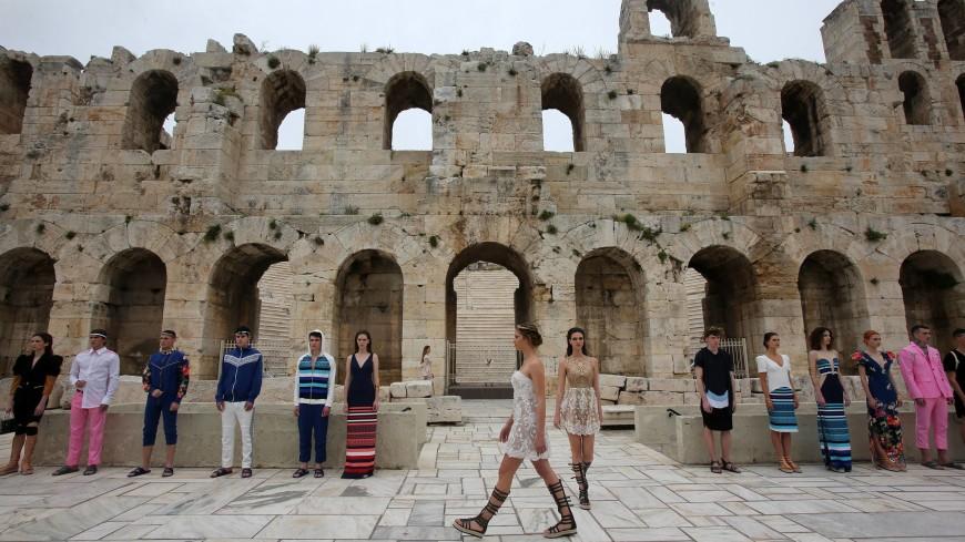 Афинский Акрополь закроют из-за небывалой жары
