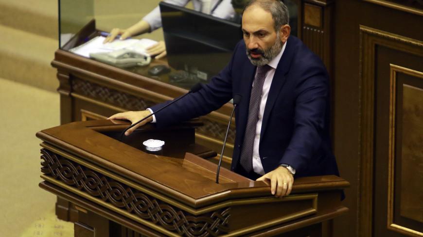 Пашинян: Армения в НАТО не стремится, наш интерес – ОДКБ
