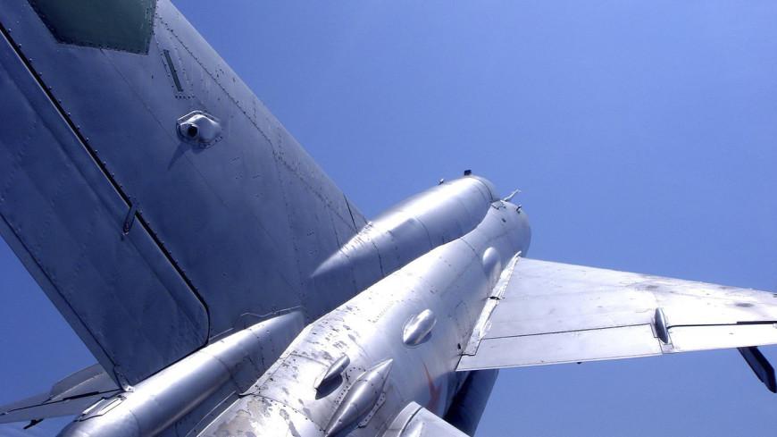 В сети появилось видео с места падения МиГ-21 в Румынии