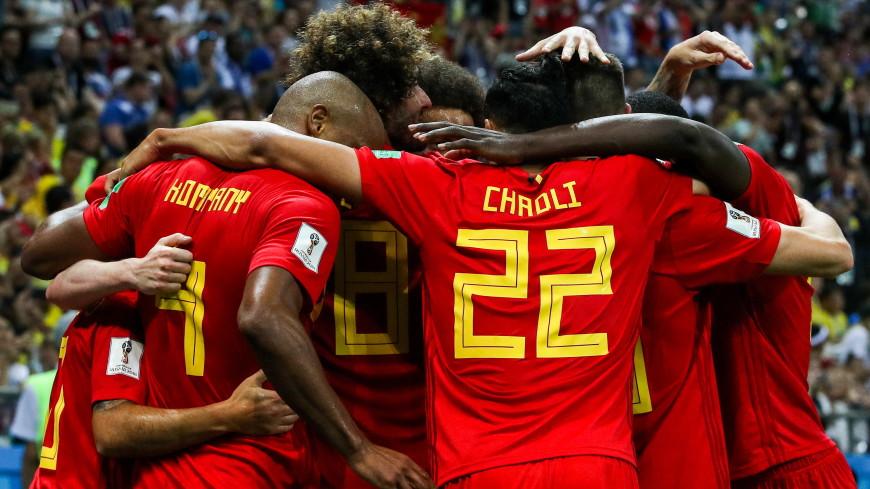 Куртуа из Азар прошли Неймара: Бельгия – в полуфинале