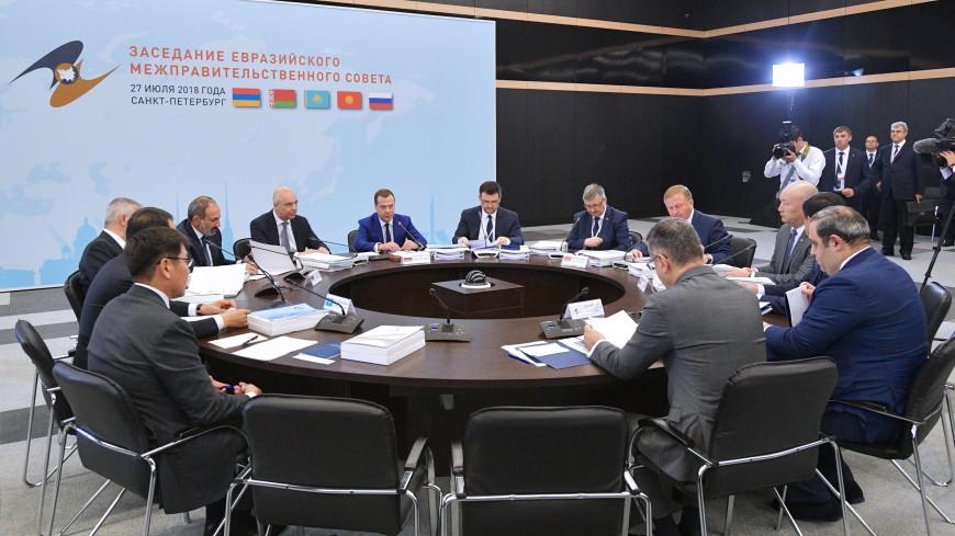 Премьеры ЕАЭС проконсультируются о создании общего рынка газа