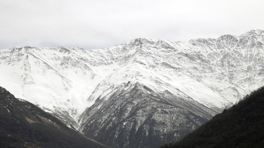 """Фото: Максим Дорохов, """"«Мир24»"""":http://mir24.tv/, горы, ведучи, чечня"""
