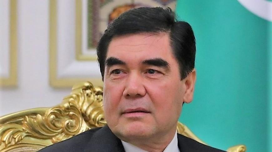 Бердымухамедов выразил соболезнования Токаеву в связи с крушением самолета под Алматы