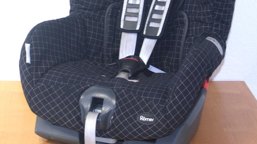 Детские автокресла в Италии оборудуют специальными датчиками