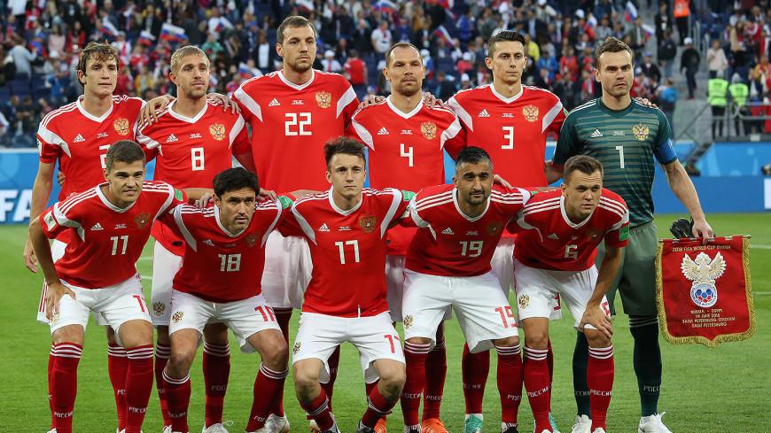 Путин наградит футбольную сборную России