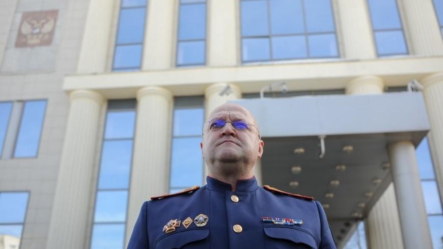 Генерала СКР Дрыманова поместили в «Лефортово»