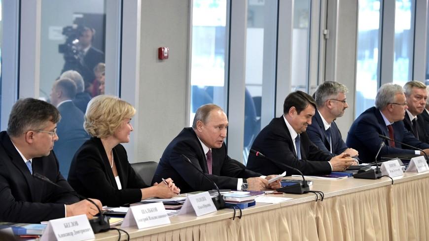 Путин согласился подумать над возвращением пива на стадионы