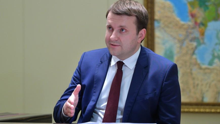 Орешкин рассказал, как счастье влияет на экономику