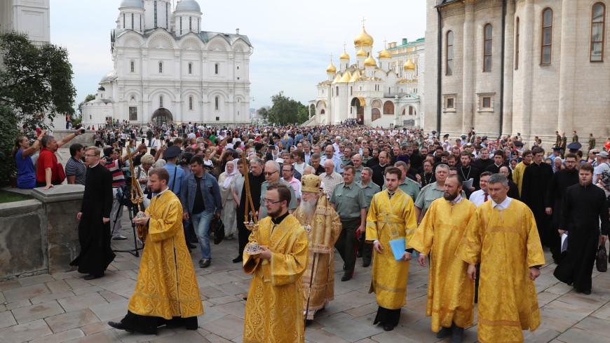 «День Крещения Руси – это возможность вернуть народы к их историческому единству»