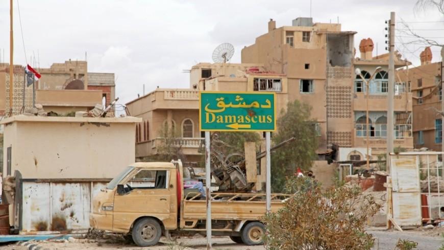 """""""Фото: Сергей Любавин, «МИР 24»"""":http://mir24.tv/, сирийская армия, сирия, пальмира"""