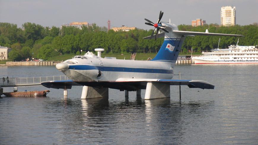 «Орлан» с ракетами: в России создается боевой экраноплан