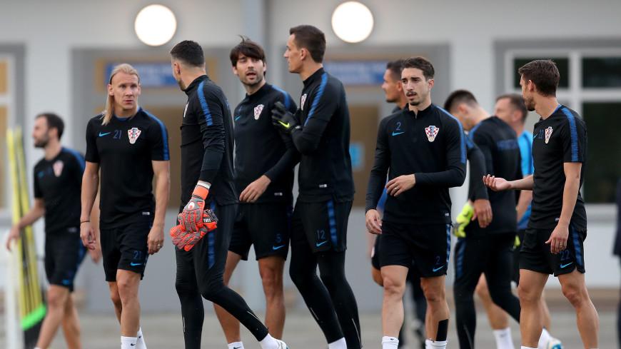 Клетчатый футбол: Хорватия и Дания начали розыгрыш билета в четрветьфинал