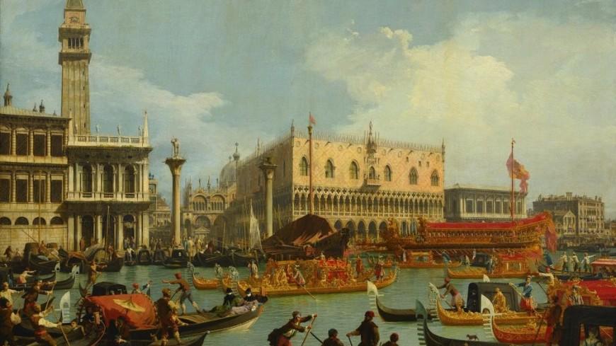 В Пушкинском музее открылась выставка работ венецианских мастеров