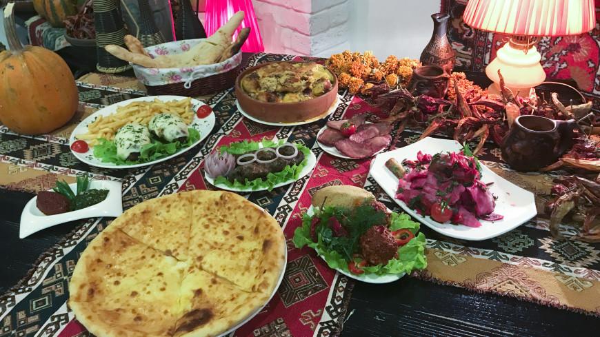 Грузинская кухня для туристов: руководство по эксплуатации