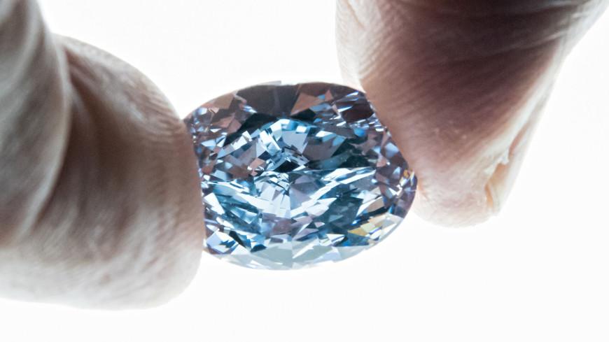Найден украденный в ОАЭ голубой алмаз стоимостью $20 млн