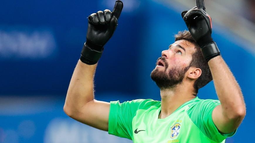 «Рома» продала «Ливерпулю» бразильского вратаря Алисона за €72,5 млн