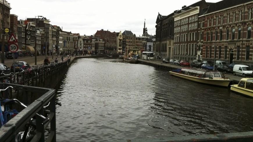 В каналах Амстердама раскопали сотни тысяч артефактов