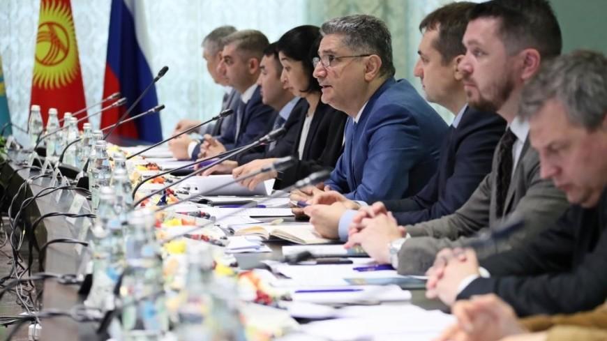 Вице-премьеры по цифре стран ЕАЭС включились в реализацию цифровой повестки Союза