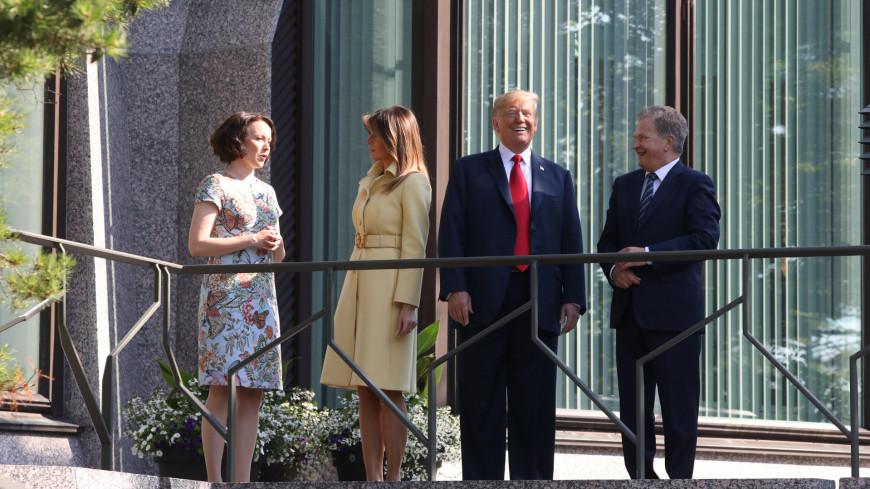 Меланье Трамп рассказали о финских ремеслах