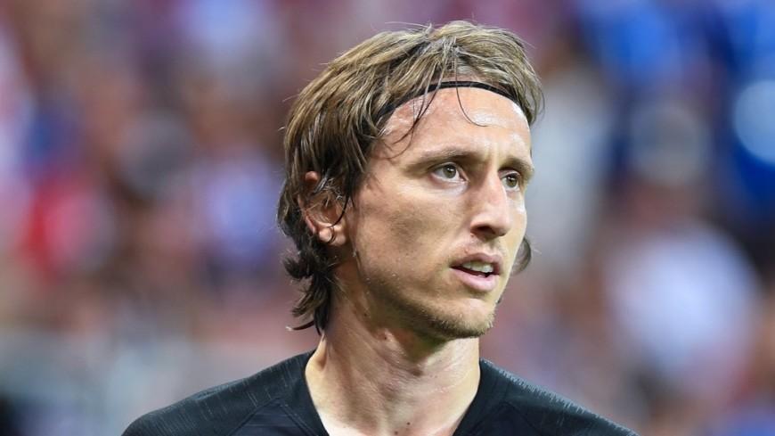 Лука Модрич – лучший футболист чемпионата мира-2018