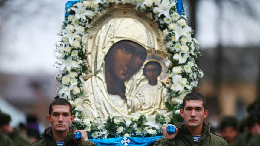 Казанская икона Божьей Матери: о чем ей молятся и кому она помогает