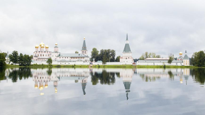 Иверский монастырь открыл тайны церковных одеяний