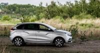 «АвтоВАЗ» отзывает более семи тысяч Lada Xray в России