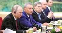 Церемония официальной встречи Президента России. С Председателем КНР Си Цзиньпином.