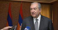 Президент Армении отметил важность соглашения между ЕАЭС и Ираном