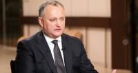 Президент Молдовы поздравил сборную России с победой