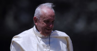 Папа римский поприветствовал болельщиков чемпионат мира по футболу