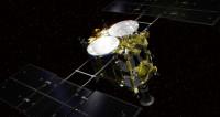Японский зонд преодолел 3,2 млрд км и подкрался к астероиду