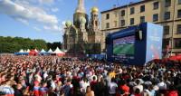 Жизнь остановилась: как в странах СНГ болели за Россию на ЧМ