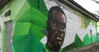 Спортдайджест: футбольный стрит-арт и Кузнецов в ударе