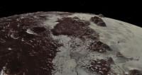 В ледяном мире Плутона нашли дюны из метанового песка