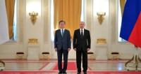 Встреча единомышленников: Путин принял в Кремле президента Южной Кореи