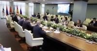 Astana Finance Days: пленарная сессия «ЕЭК – МФЦА»