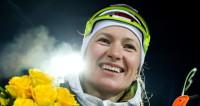 Бьерндален рассказал, когда Домрачева определится со спортивной карьерой