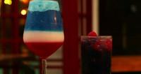 Бары Сингапура угощают коктейлями «Трамп» и «Ким»