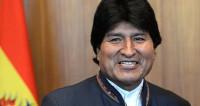 Президент Боливии Моралес прибыл в Москву на церемонию открытия ЧМ